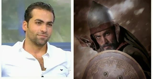 Mehyar Khaddour Played Khalid Ibn Walid