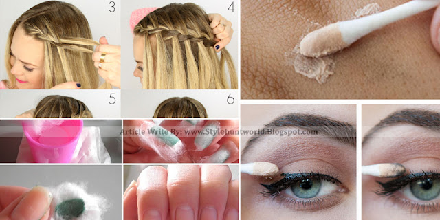 Top 4 Beauty Tutorial, That You Never Seen Before