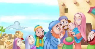 Cerita Nabi Isa dan Keluarga Imron