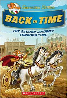 Geronimo Stilton Special Edition: The Journey Through Time: Back in Time