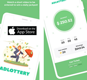 Lifestyle App of the Month - AdLottery