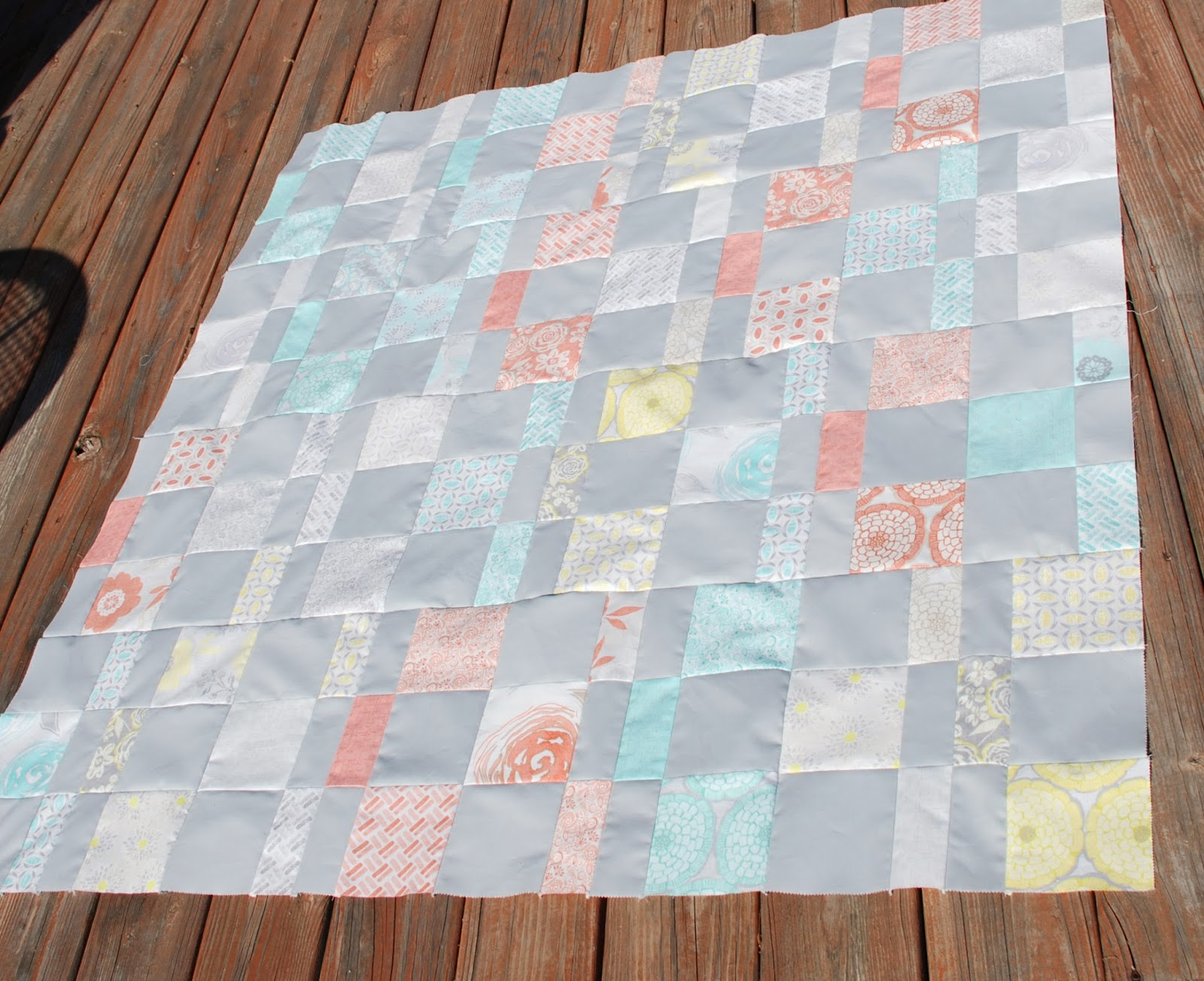 charm quilt make to how baby free pack