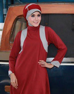 Model Baju Blus Muslim Zenitha 24 a