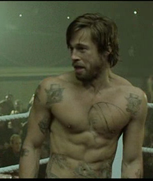 fight brad pitt - photo #23