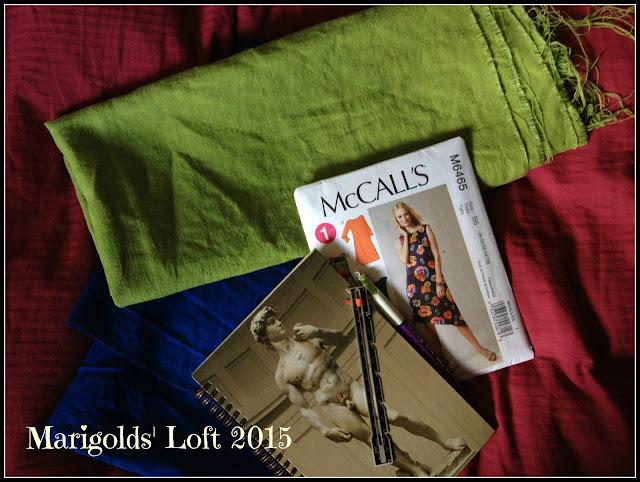 Sewing a Dress
