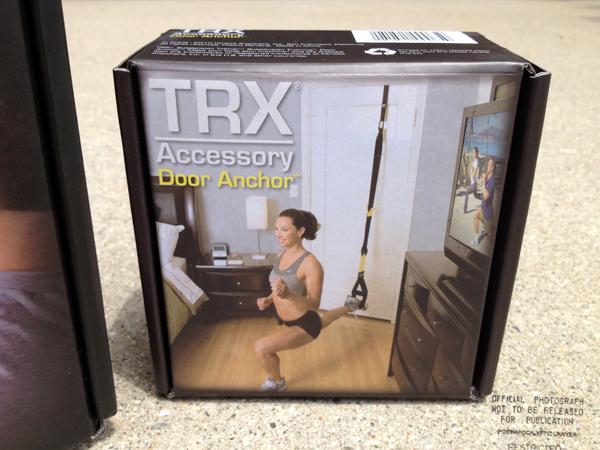 TRX Door Anchor Accessory & UNBOXING + VERDICT: TRX SUSPENSION TRAINING SYSTEM ~ Post ...