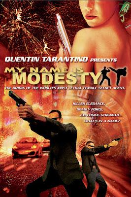 My Name Is Modesty A Modesty Blaise Adventure 2004 DVD R2 PAL Spanish