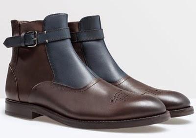 botines hombre Zara