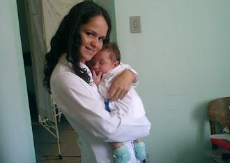 Sou enfermeira com orgulho...