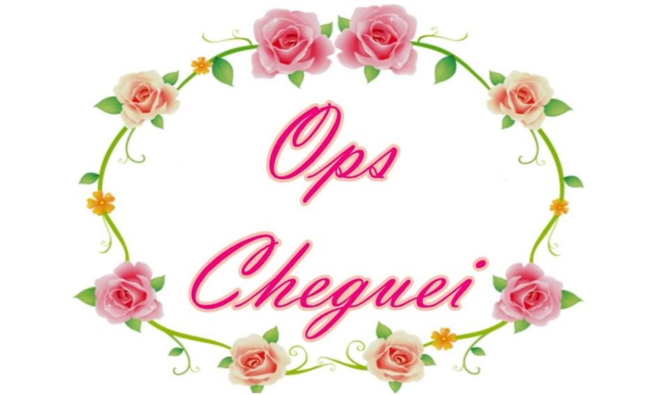 Ops Cheguei