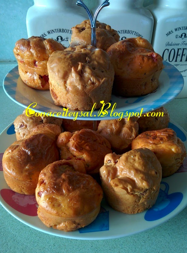 Muffins de Jamo...