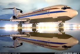 Un aeroplano metálico que pese 350 toneladas, no puede volar. Todos lo saben..!!