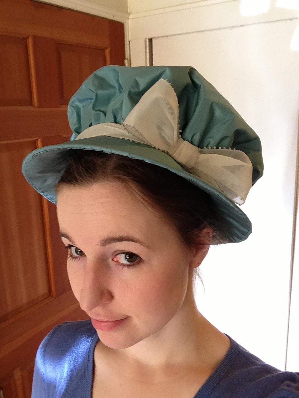 Frolicking Frocks: Regency Hat