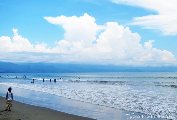 Baler - Sabang Beach