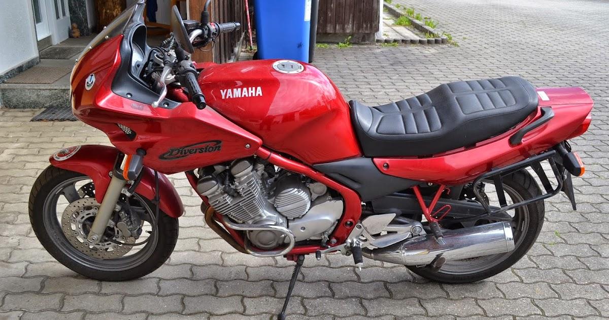 gebrauchte motorradteile schraubertipps neue ersatzteile im anflug yamaha xj 600 s diversion. Black Bedroom Furniture Sets. Home Design Ideas