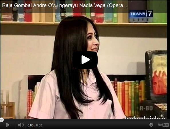 Nadia Vega (Opera Van Java - Pecahkan Saja Cerminnya Biar Serem