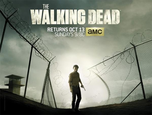 The Walking Dead 4ª Temporada: Nuevo poster y spot de tv