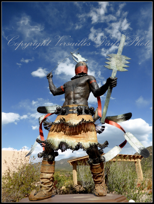 Mountain Spirit Dancer  Craig Dan Goseyun