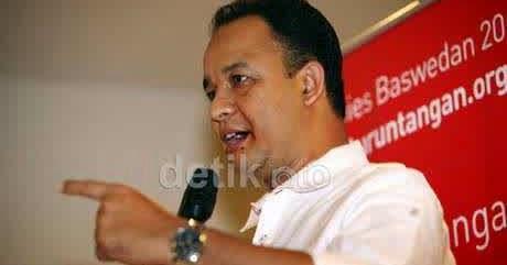 Mendikbud Anies Baswedan Putuskan Kurikulum 2013