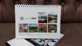 Kalender BCA 2016