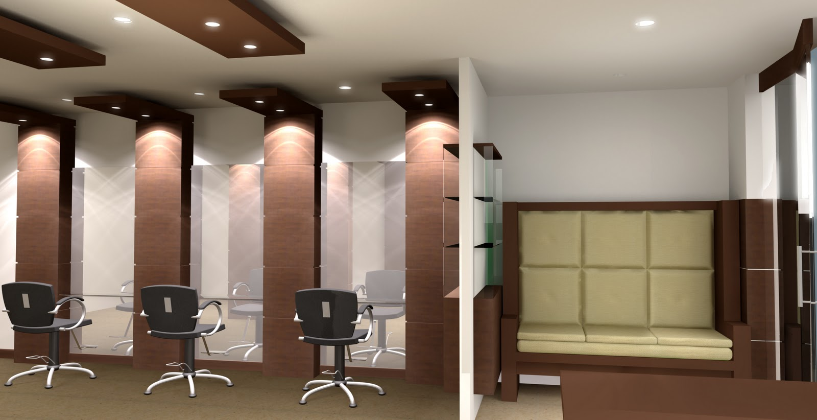 Beauty Parlour Design