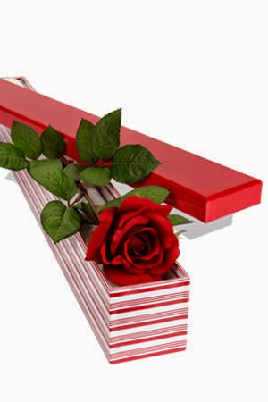 Long Stem Single Rose Presentation Box  delivery in South Korea