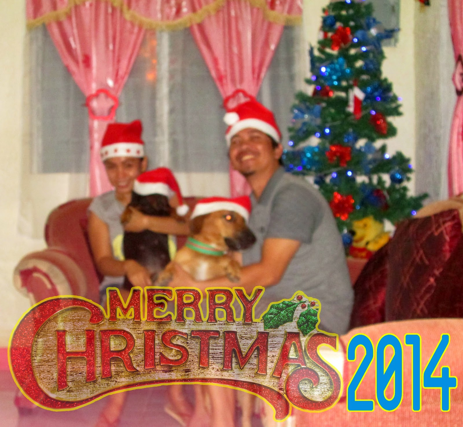 Mitchell Espina - Merry Christmas 2014