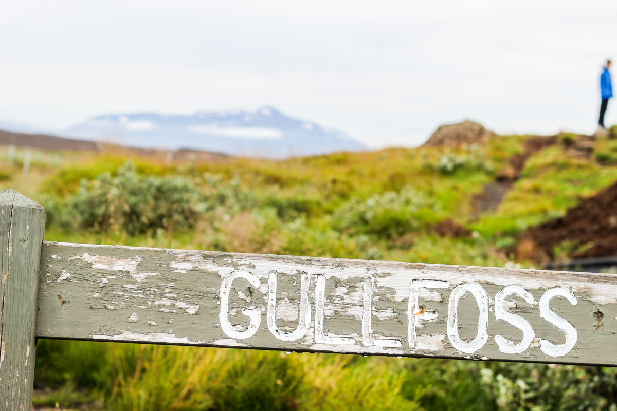 gullfoss Waterfall - The Goodowl Travel
