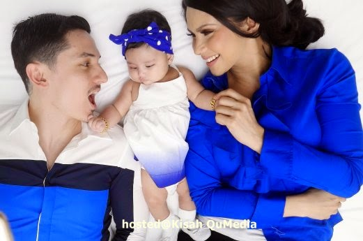 Wah Besarnya Gelang Anak Che Ta Ibu Cantik Anak pun Comel