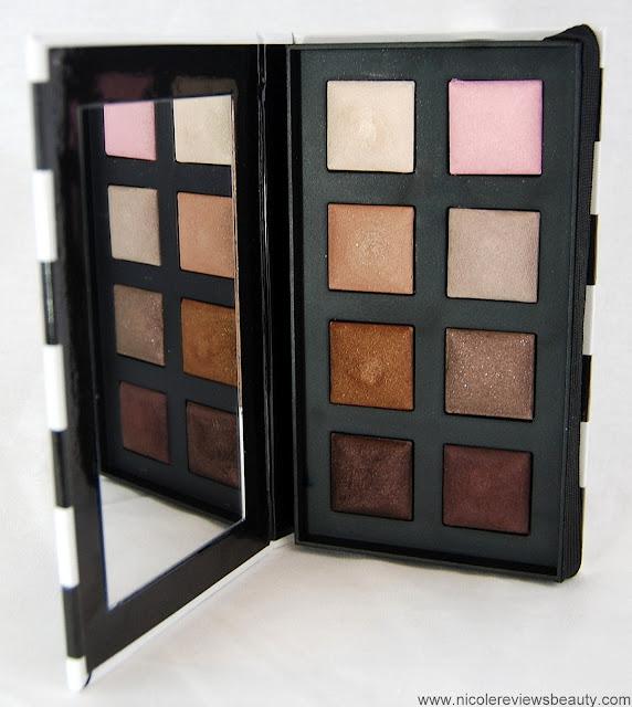 Sephora by Izak Baked Eyeshadow Palette