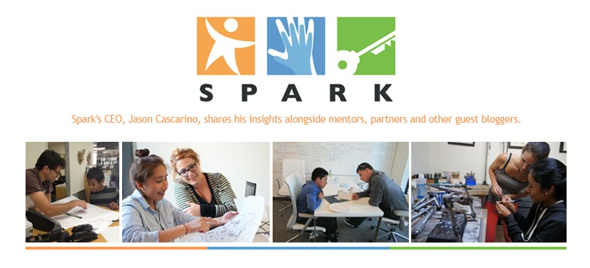 Sparking Change: Mentorships Prepare Students in the Middle Grades for Success