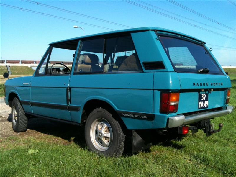 range rover classic barn for sale range rover classic suffix a 1972 tuscan blue. Black Bedroom Furniture Sets. Home Design Ideas
