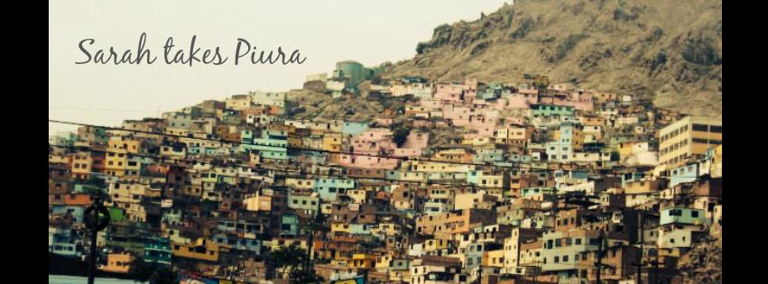 Sarah Takes Piura