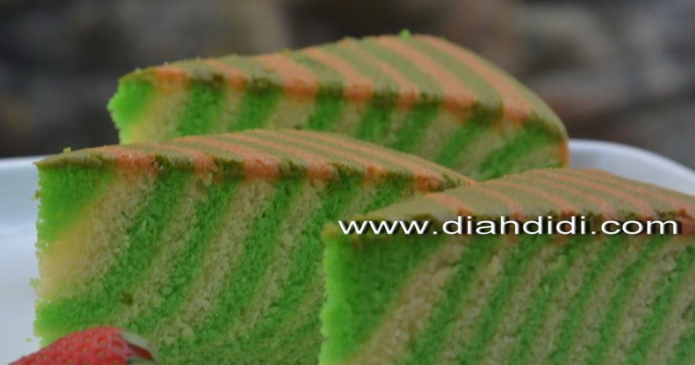 Diah Didi S Kitchen Tips Sukses Membuat Cake