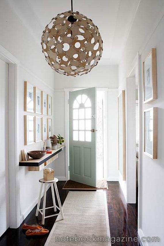 Foyer Pendant Lighting Modern Charming Foyer Pendant Lighting