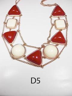 kalung aksesoris wanita d5