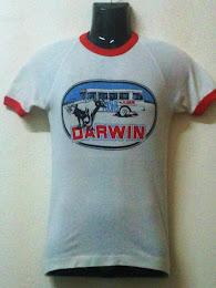 DARWIN RINGER T-SHIRT