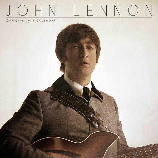 Calendario Oficial John Lennon 2015