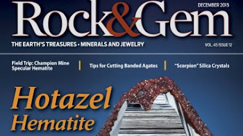 Rock & Gem magazine | December 2015 - Download