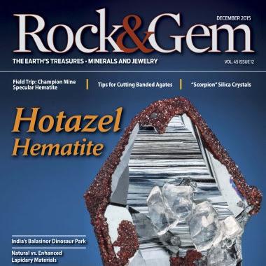 Rock & Gem magazine | December 2015 - Download