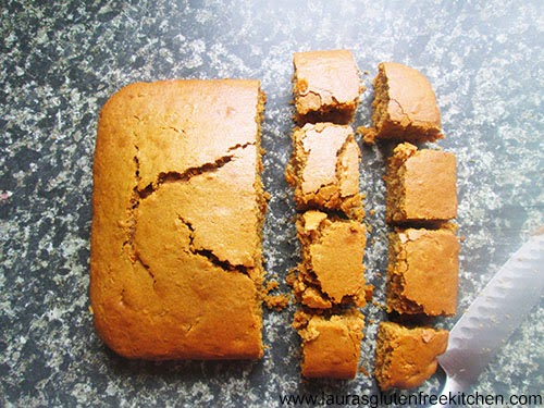 Gluten free Carrot Spice Cake For The Kids