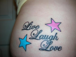 Tattoos For Girly