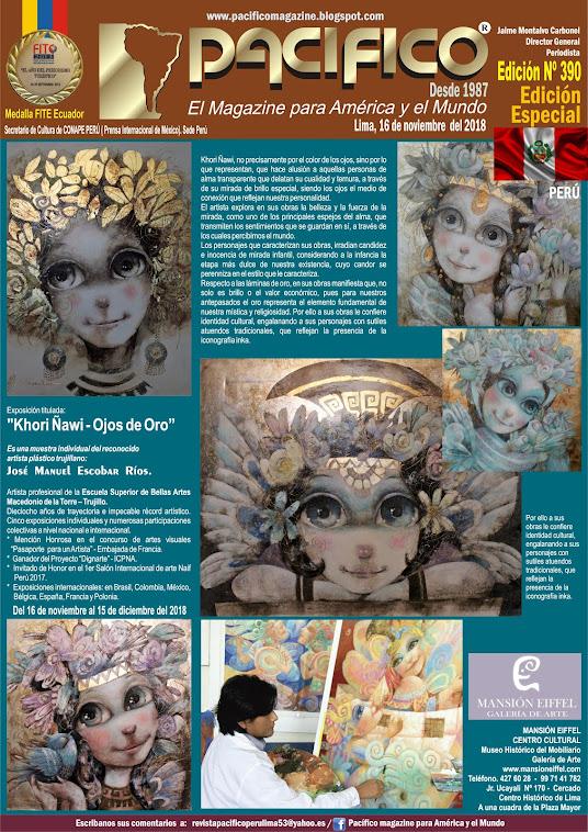 Revista Pacifico N°390 Edición Especial