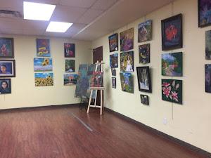 Pinceles Latinos Art Show 2015