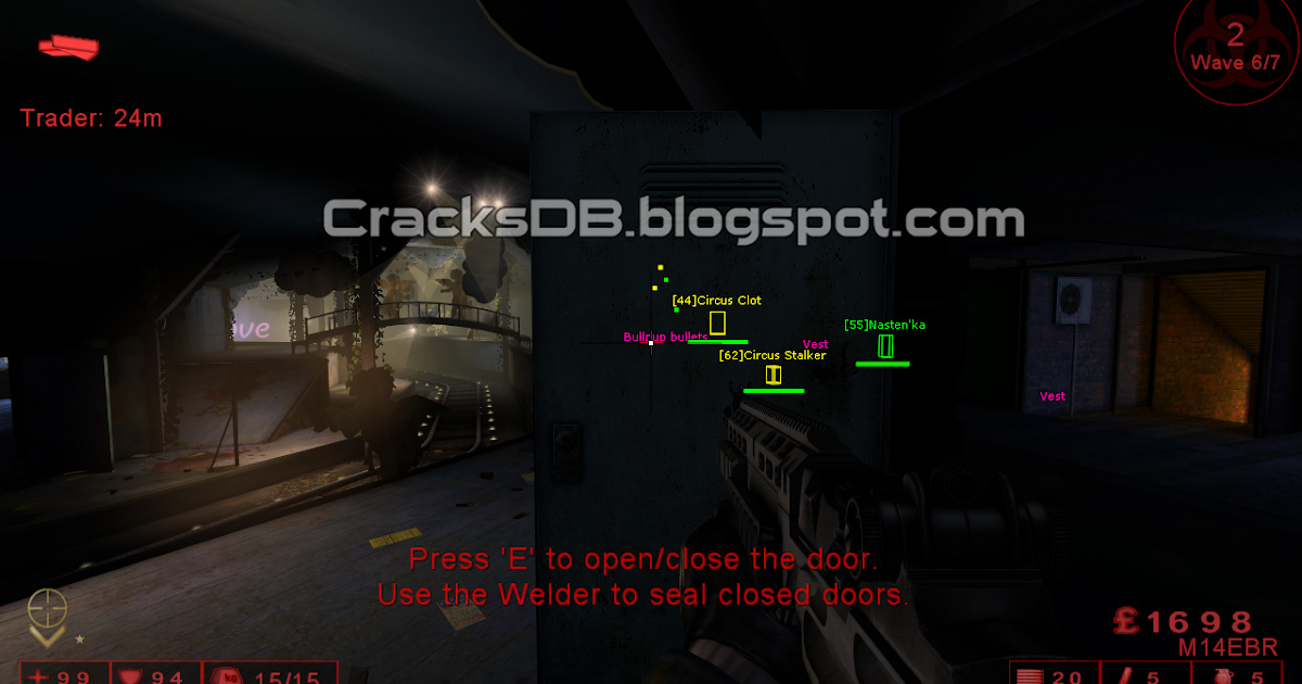 Killing floor hack free public release cracksdb for Killing floor hacks