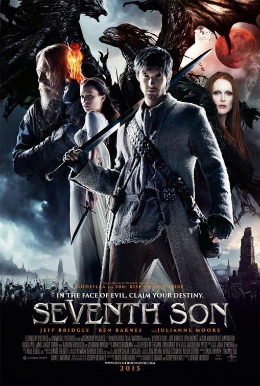 El séptimo hijo (2014) - Latino