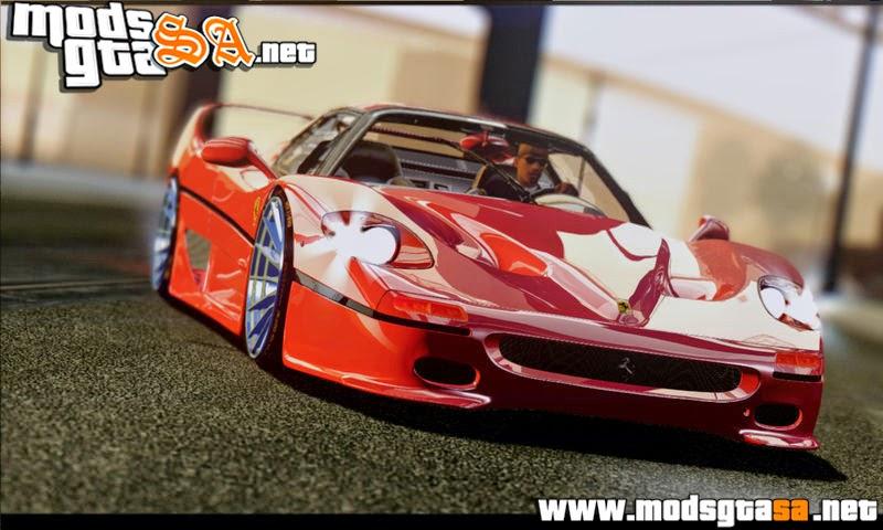 SA - Ferrari F50 1995