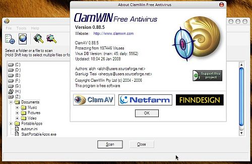 ClamWin Antivirus Free Full Version Download