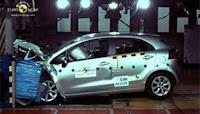 KIA RIO, Walau Mobil Kecil dapat 5 Bintang