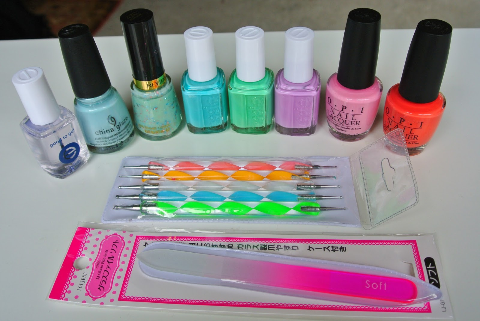 With Love, Tiffany ❤: Nail Polish Haul: Essie, OPI, China Glaze